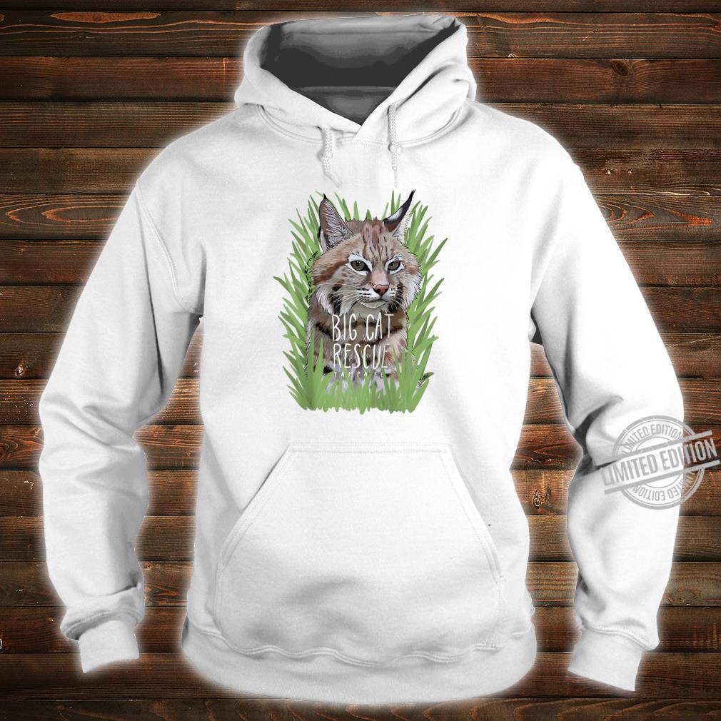 Big Cat Rescue Kewlona the Bobcat Shirt hoodie