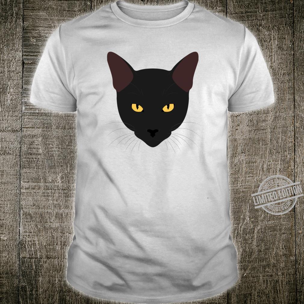 Black Cat Racerback Shirt