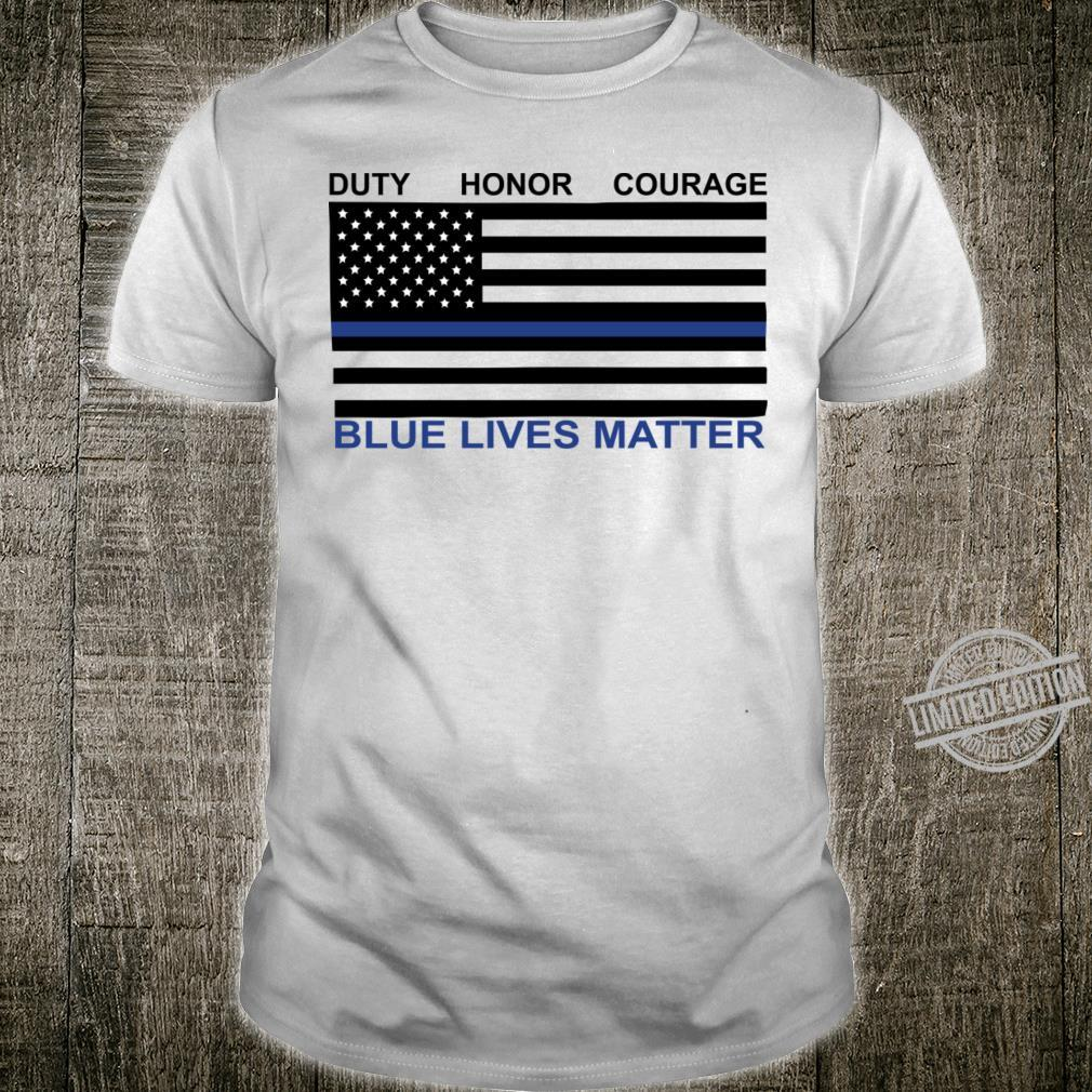 Blue Lives Matter Shirt
