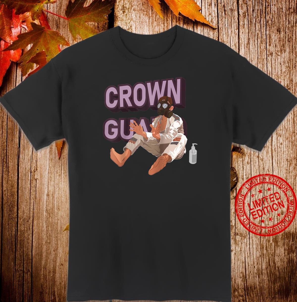 Brazilian Jiujitsu JiuJitsu Crown guard BJJ Shirt