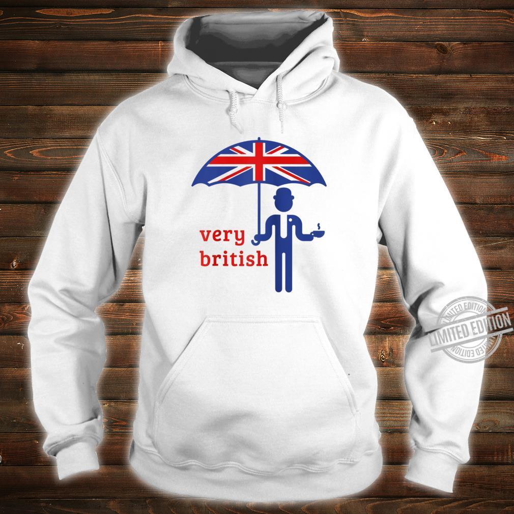 British Accent Shirt Kiss Me I am British Tee Shirt hoodie