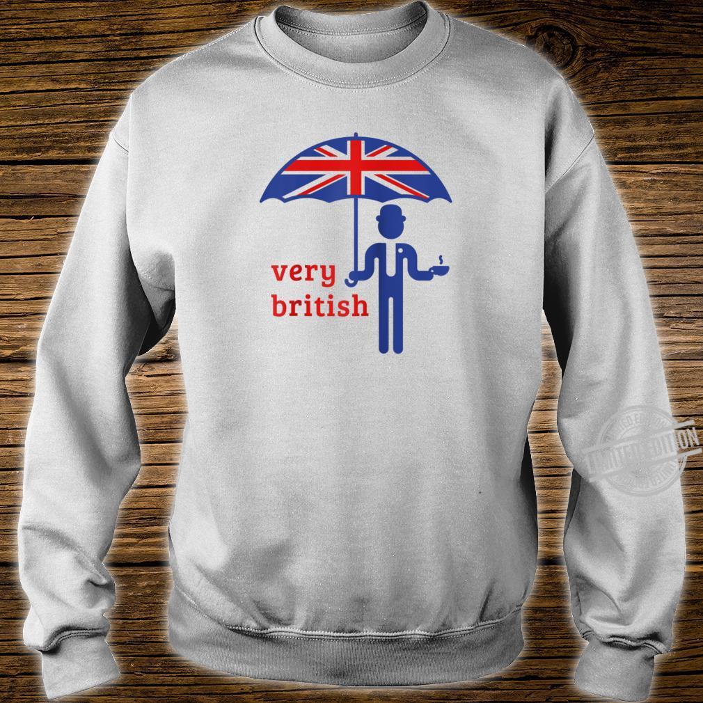 British Accent Shirt Kiss Me I am British Tee Shirt sweater