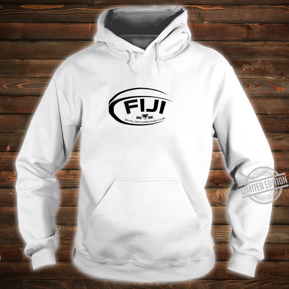 Brutal Gentlemen Fiji Rugby Football Icon Shirt hoodie