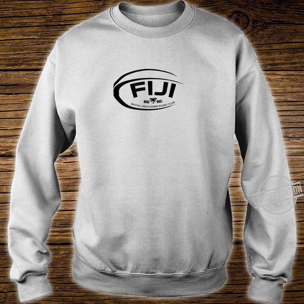 Brutal Gentlemen Fiji Rugby Football Icon Shirt sweater