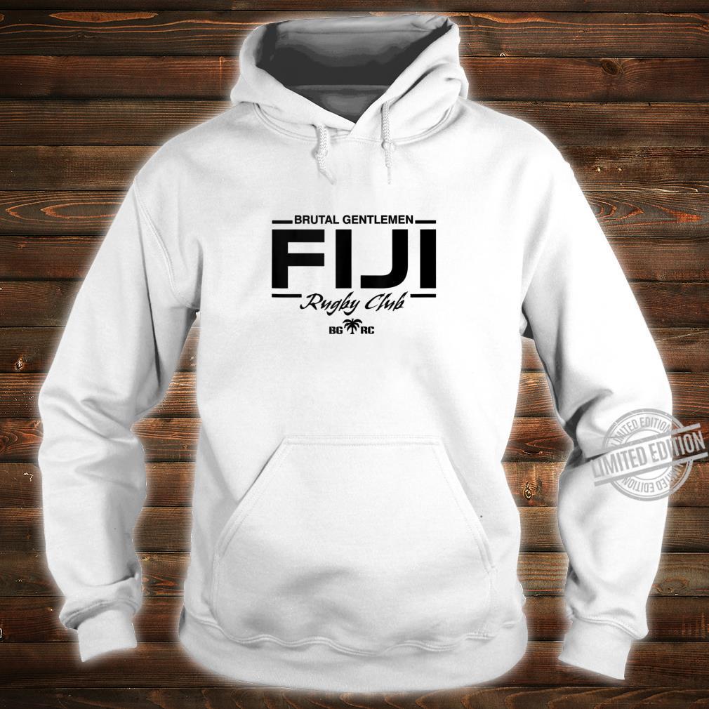 Brutal Gentlemen Rugby Club Fiji Shirt hoodie