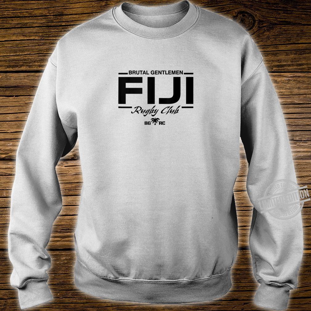 Brutal Gentlemen Rugby Club Fiji Shirt sweater