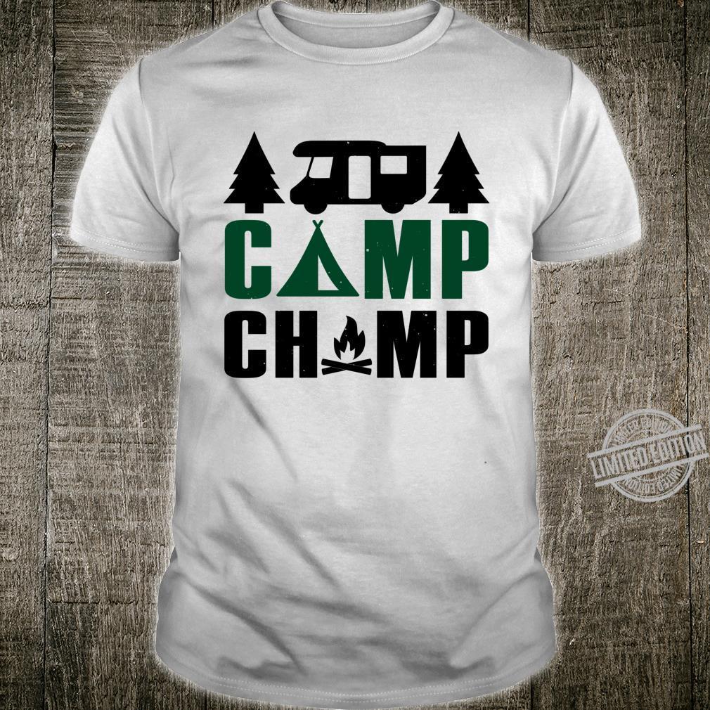 CAMP CHAMP Shirt