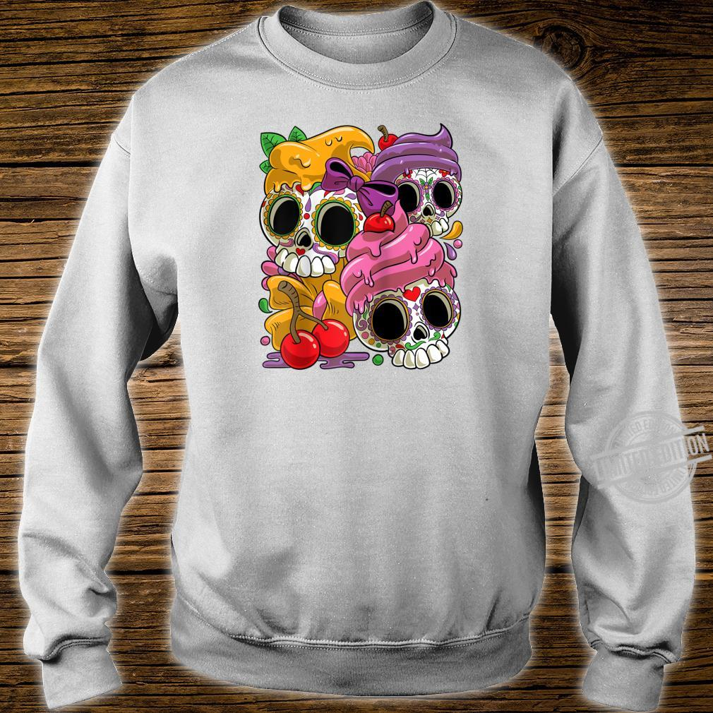 Cinco De Mayo and Day of the Dead Sugar Skulls Shirt sweater