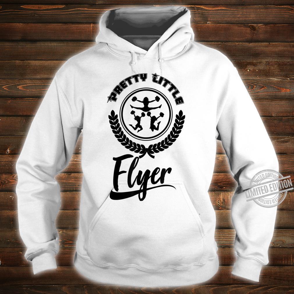 Cool Pretty Little Flyer Cheerleading Dancer Shirt hoodie