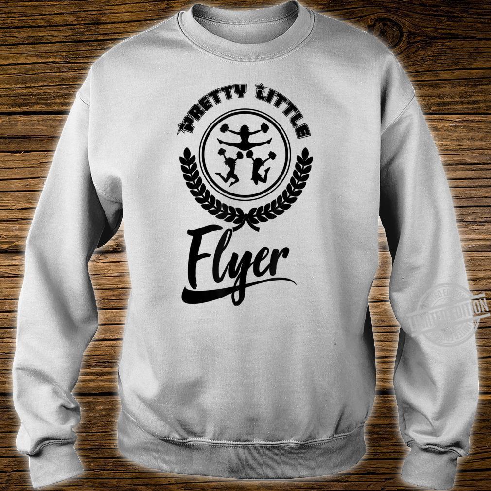 Cool Pretty Little Flyer Cheerleading Dancer Shirt sweater