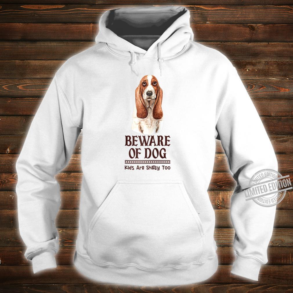 Dog Mom and Dad for Parents of Basset Hound Shirt hoodie