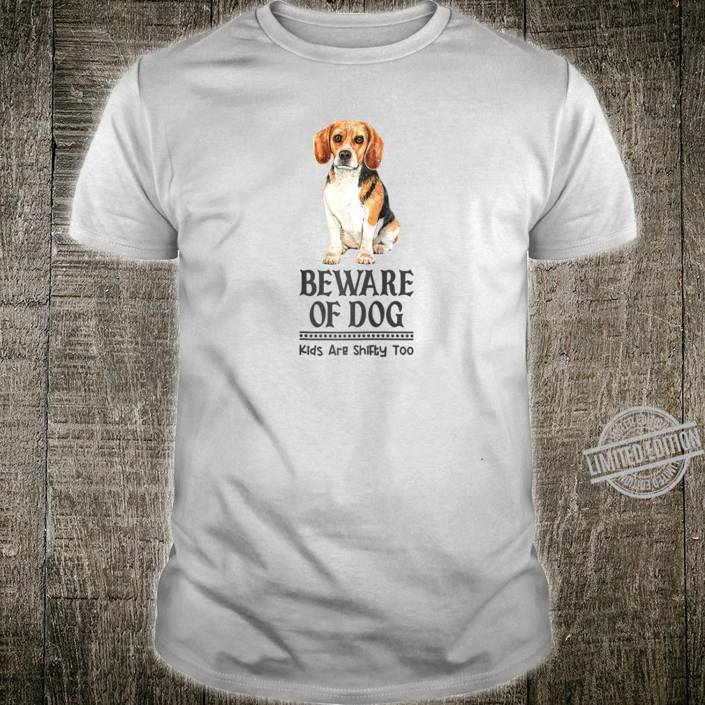 Dog Mom and Dad for Parents of Beagle Shirt