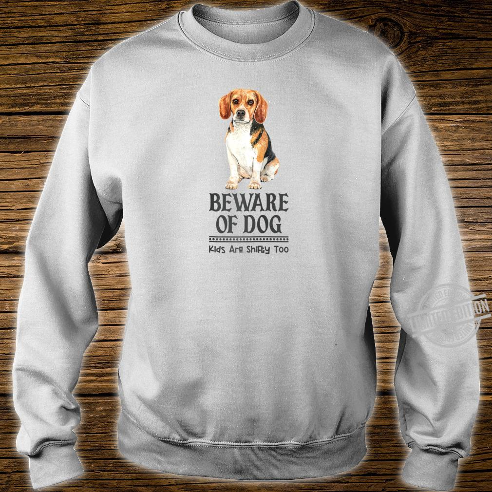 Dog Mom and Dad for Parents of Beagle Shirt sweater