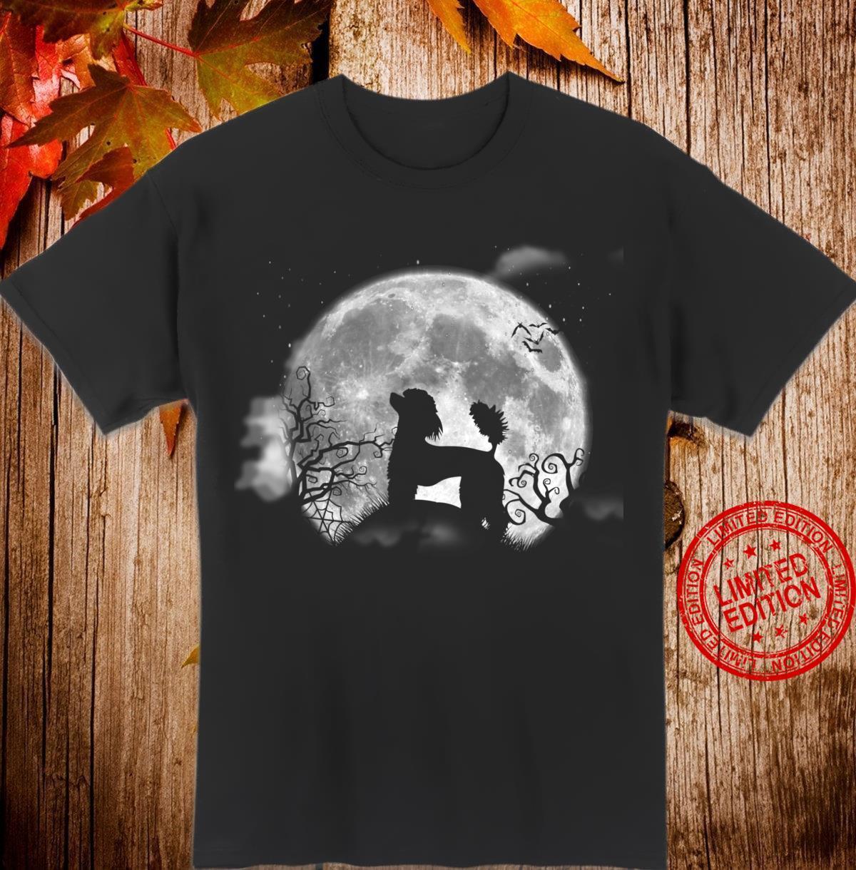 Funny Poodle Halloween Costume Shirt Dog Shirt