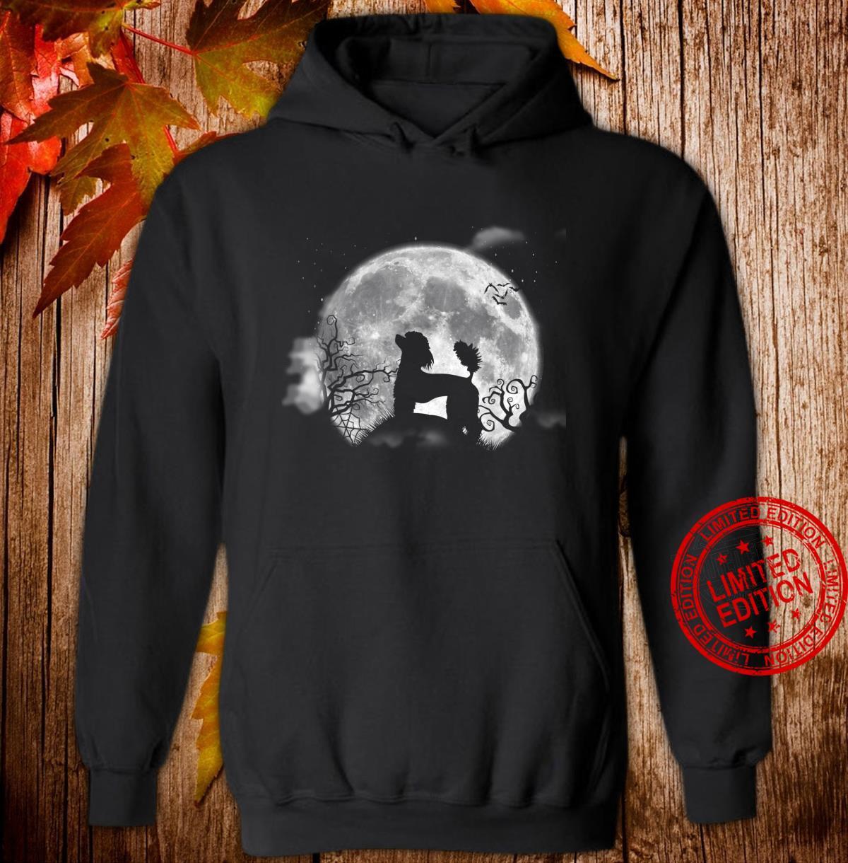 Funny Poodle Halloween Costume Shirt Dog Shirt hoodie