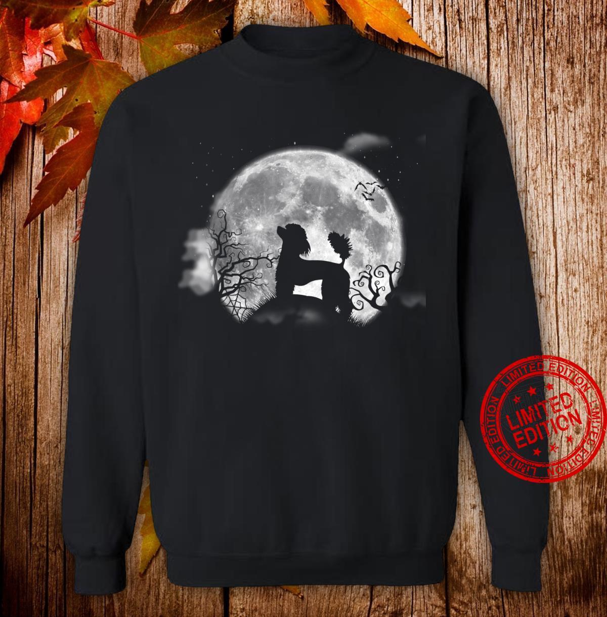Funny Poodle Halloween Costume Shirt Dog Shirt sweater