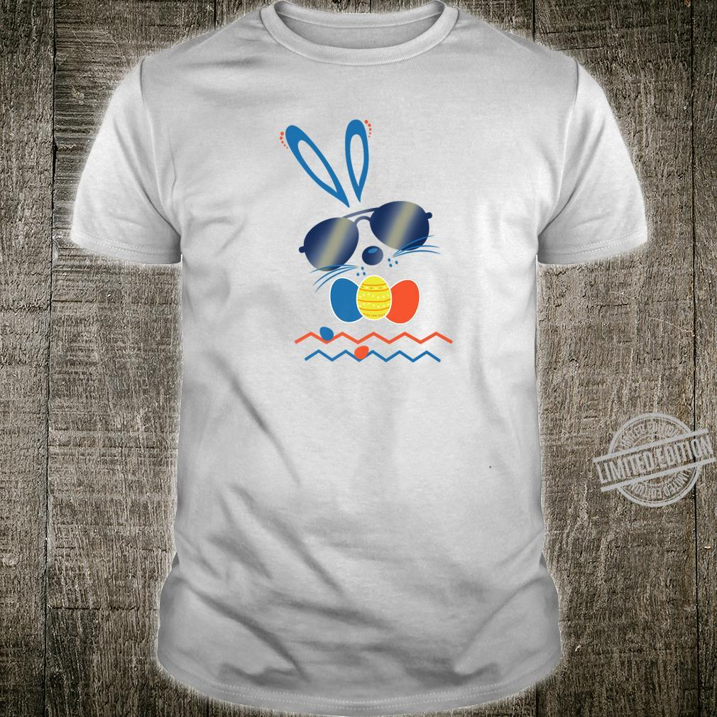 Funny and Cute Hip Hop Easter Bunny Rabbit Shirt