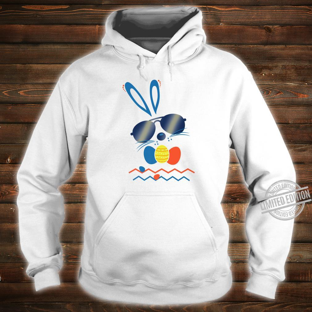 Funny and Cute Hip Hop Easter Bunny Rabbit Shirt hoodie