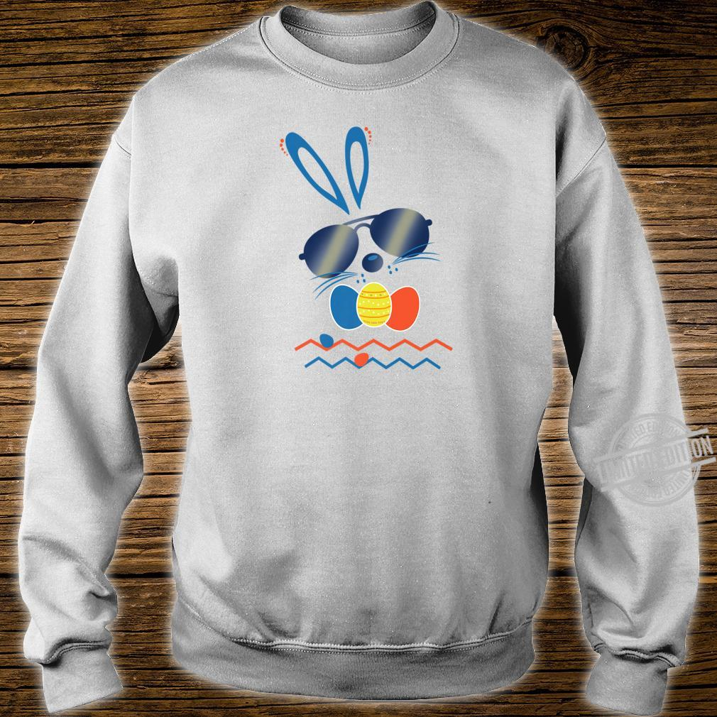 Funny and Cute Hip Hop Easter Bunny Rabbit Shirt sweater