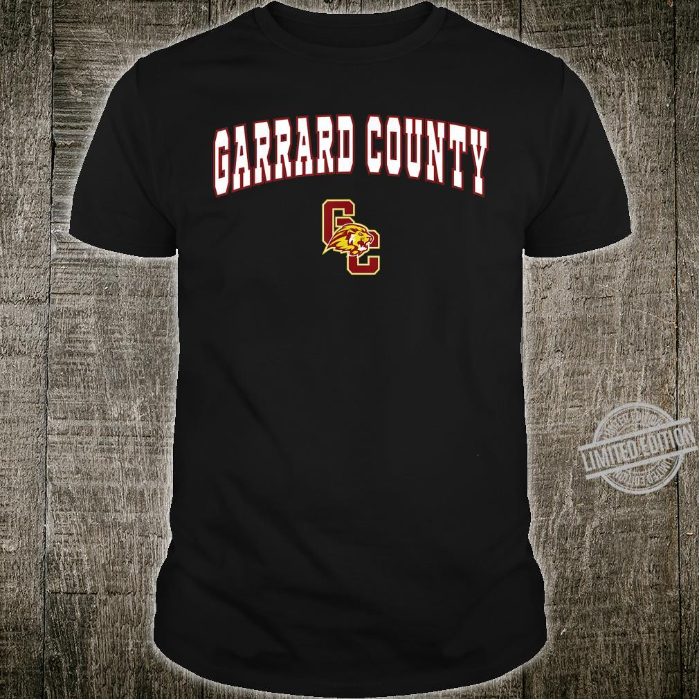 Garrard County High School Golden Lions Shirt