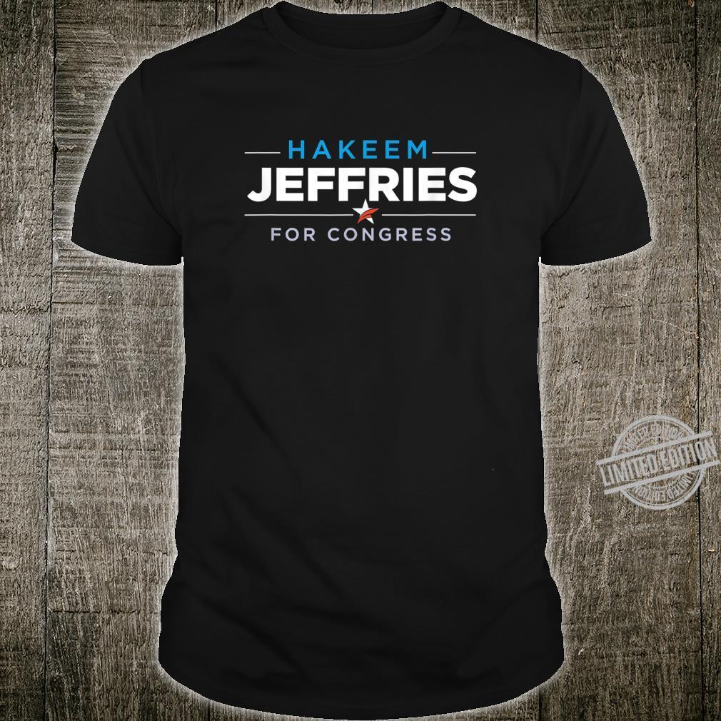 Hakeem Jeffries 2020 for Congress New York NY08 Shirt