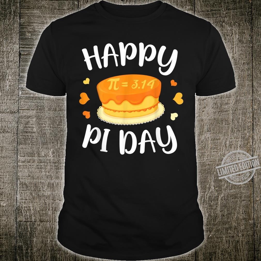 Happy Pi Day Boy Girl Shirt
