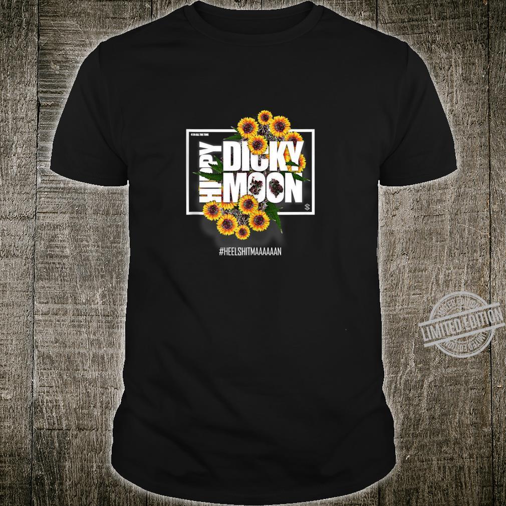 Hippy Dicky Moon HDM420 Shirt