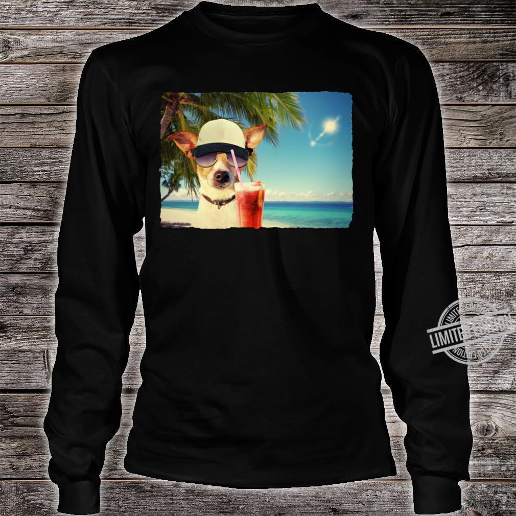 Jack Russell Terrier Shirt long sleeved