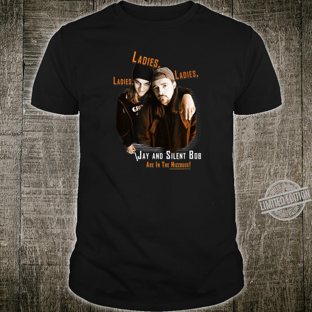 Jay and Silent Bob Are in the Hizzouse Shirt