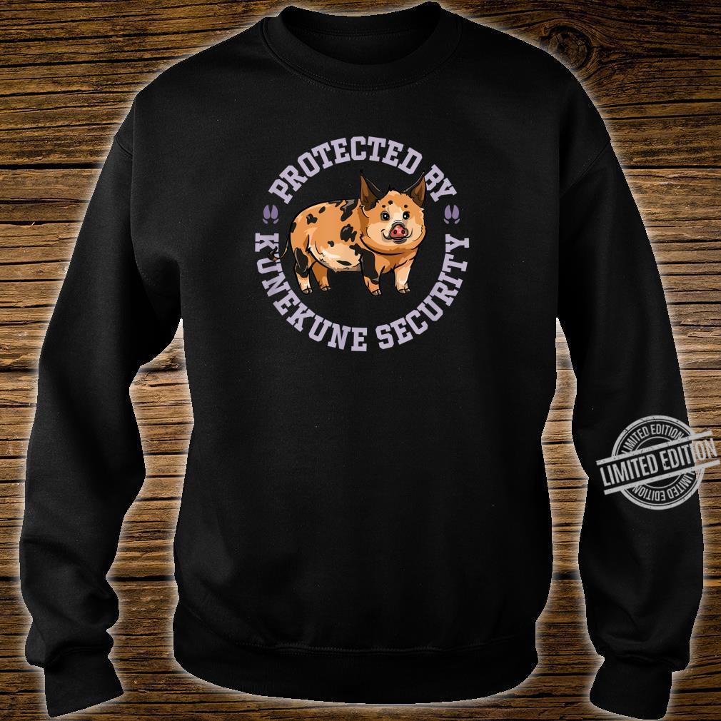 Kunekune Pig Security Shirt sweater