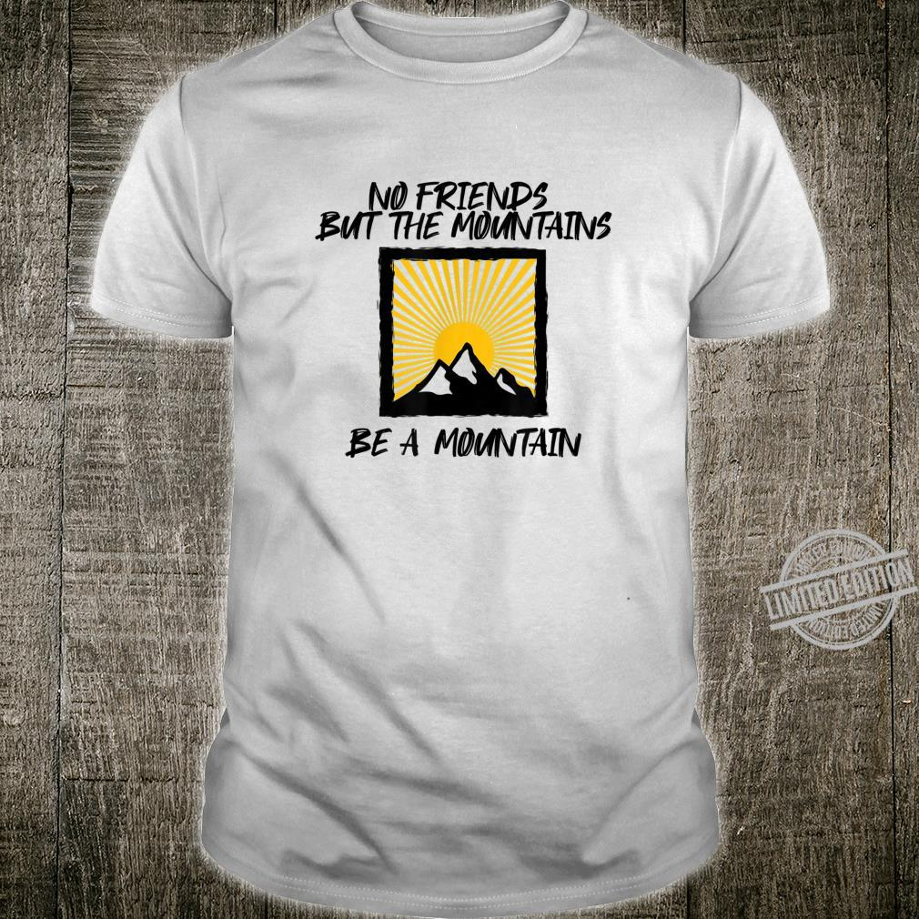 Kurdish Kurdistan No Friends But The Mountains Design Shirt