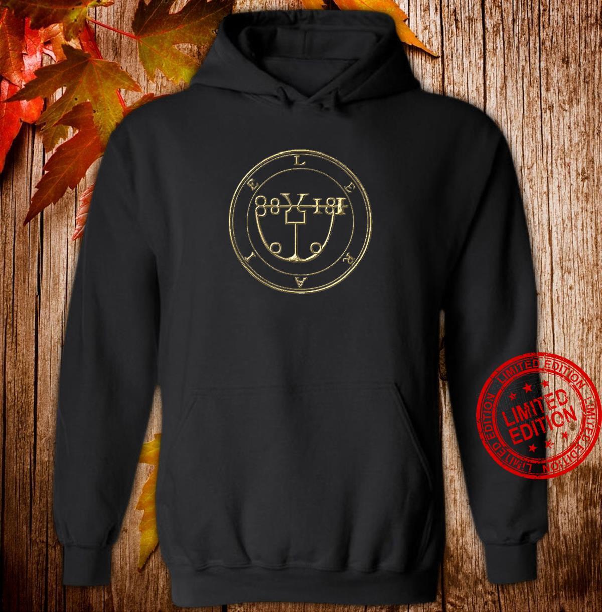 LERAIE SIGIL KING SOLOMON 72 DEMON GOETIA Shirt hoodie