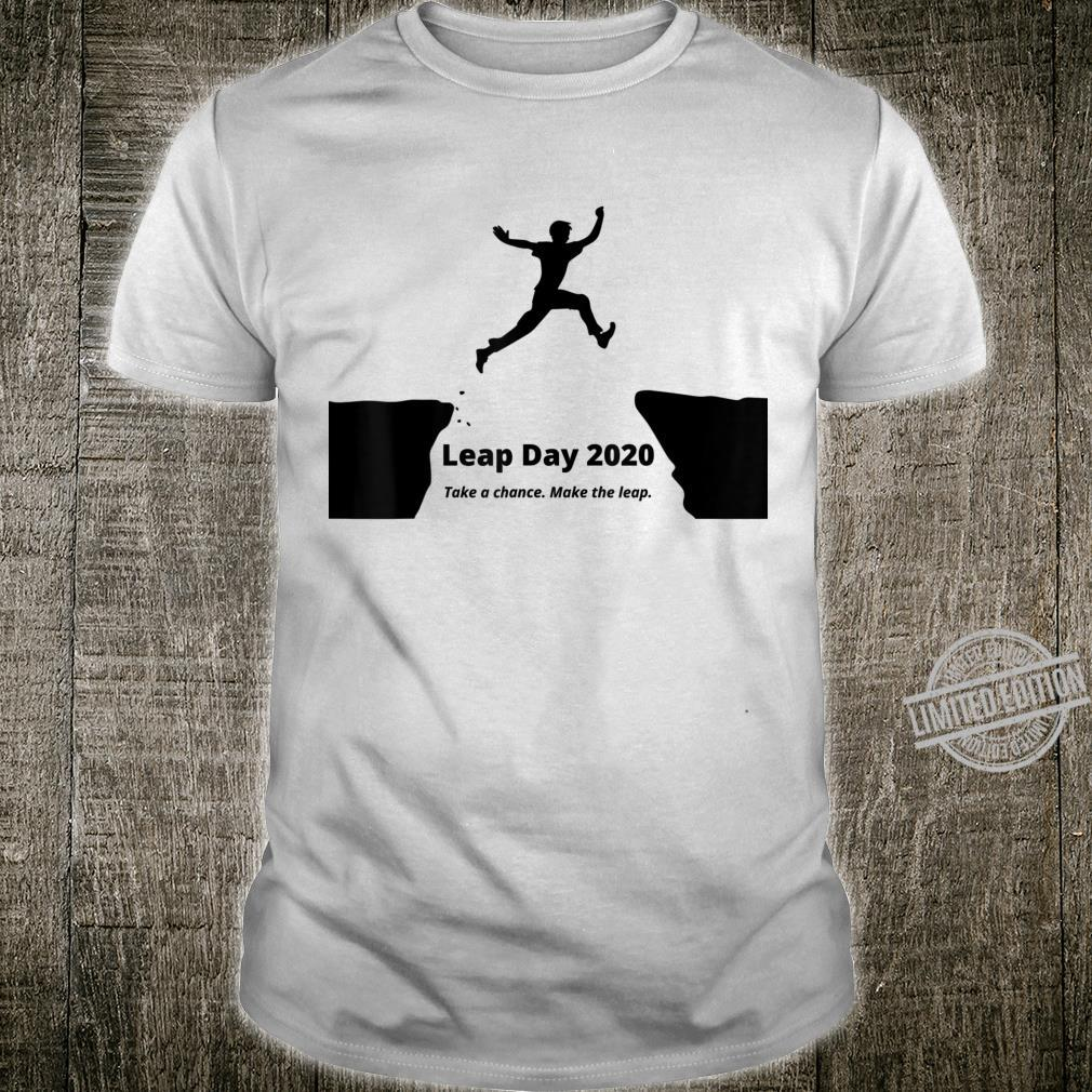 Leap Day February 29 Shirt