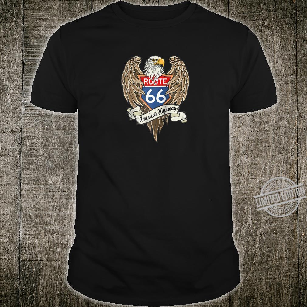 Legendary Route 66 USA Shirt