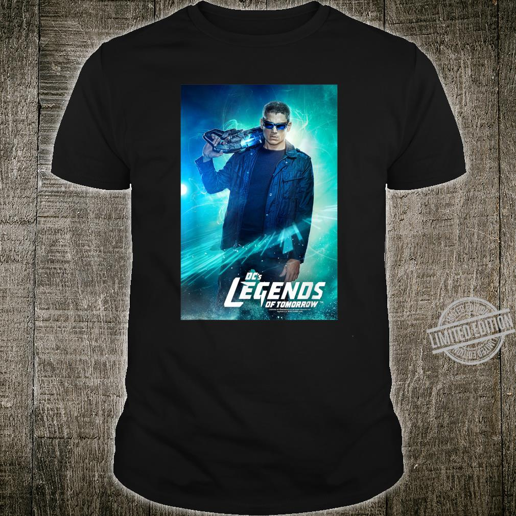 Legends of Tomorrow Captain Cold Poster Shirt