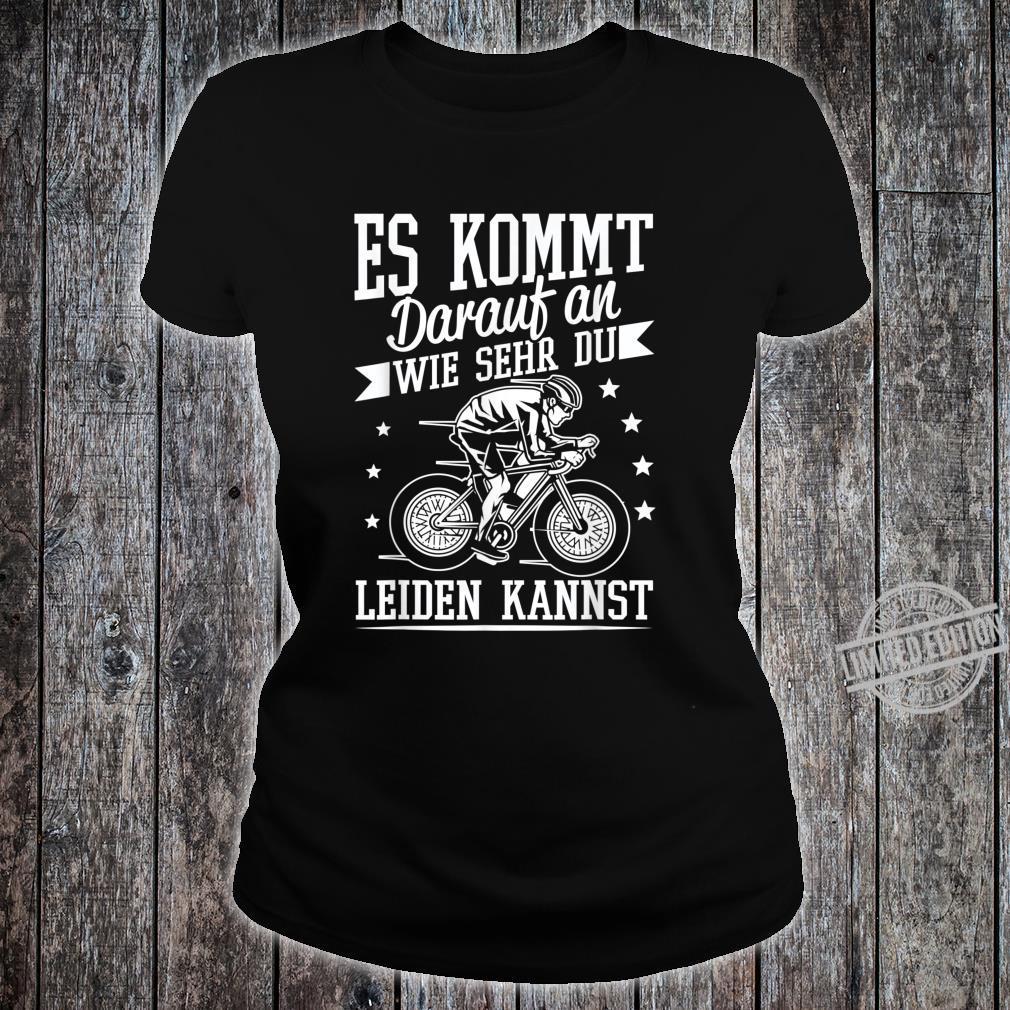 Leiden Road Bike Cycling Shirt ladies tee