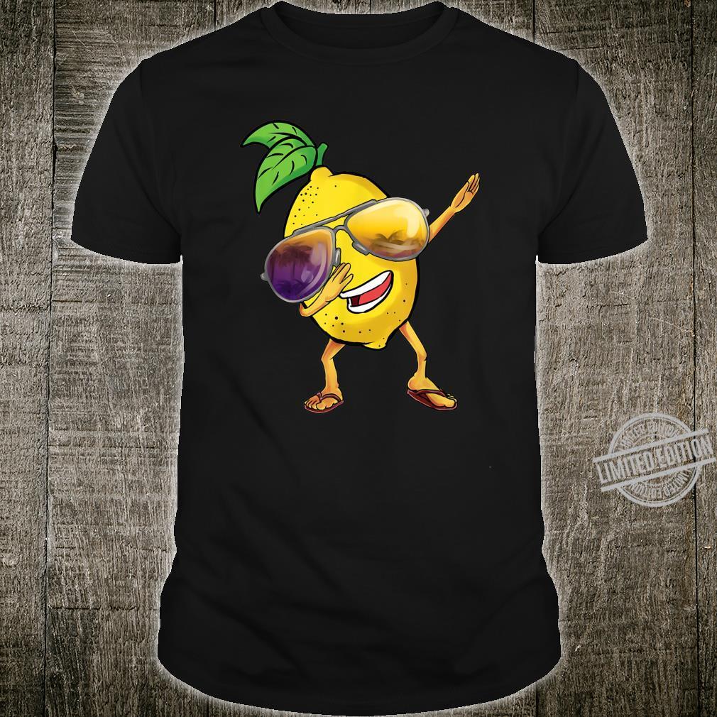 Lemon Lemon Lemon Shirt I Fruit Sunglasses Shirt