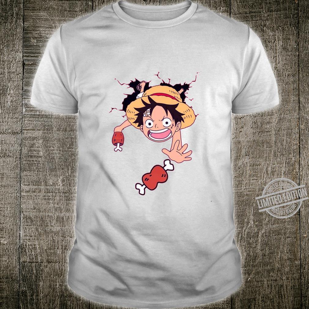 Luffy's Meat Lightweight Shirt
