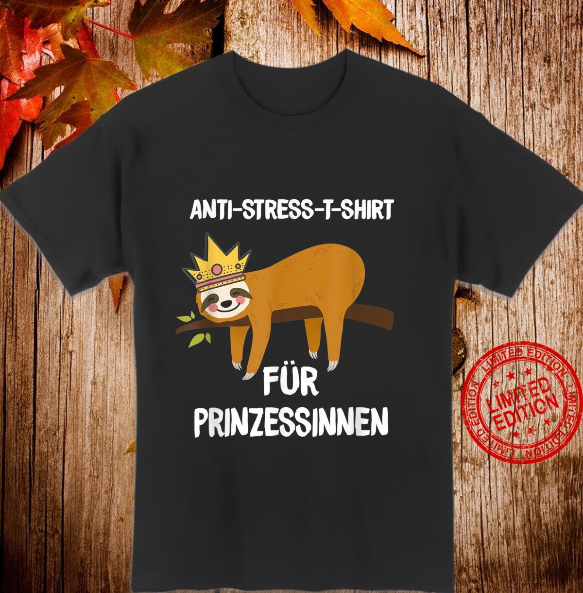 Lustige Geschenkidee für Faultiere Faulenzer Chiller Relaxer Shirt