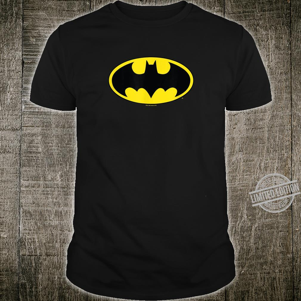 Mens Batman Classic Logo Shirt