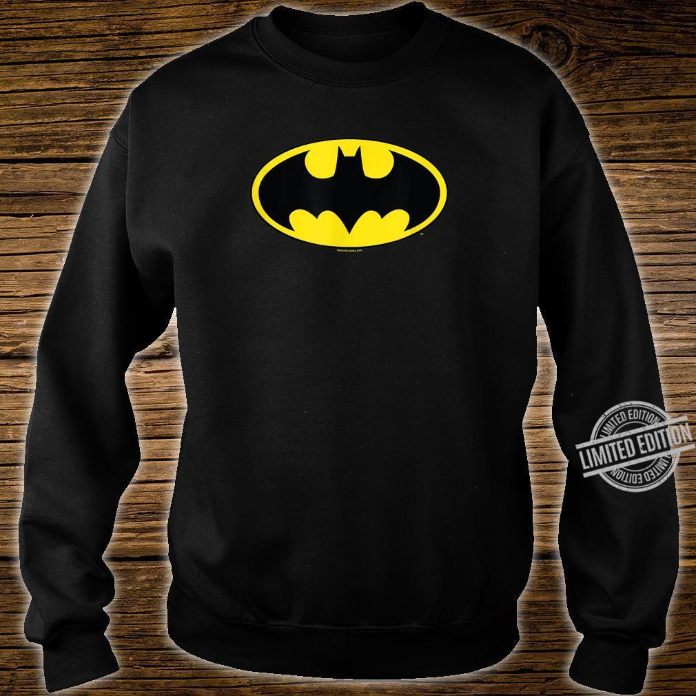 Mens Batman Classic Logo Shirt sweater