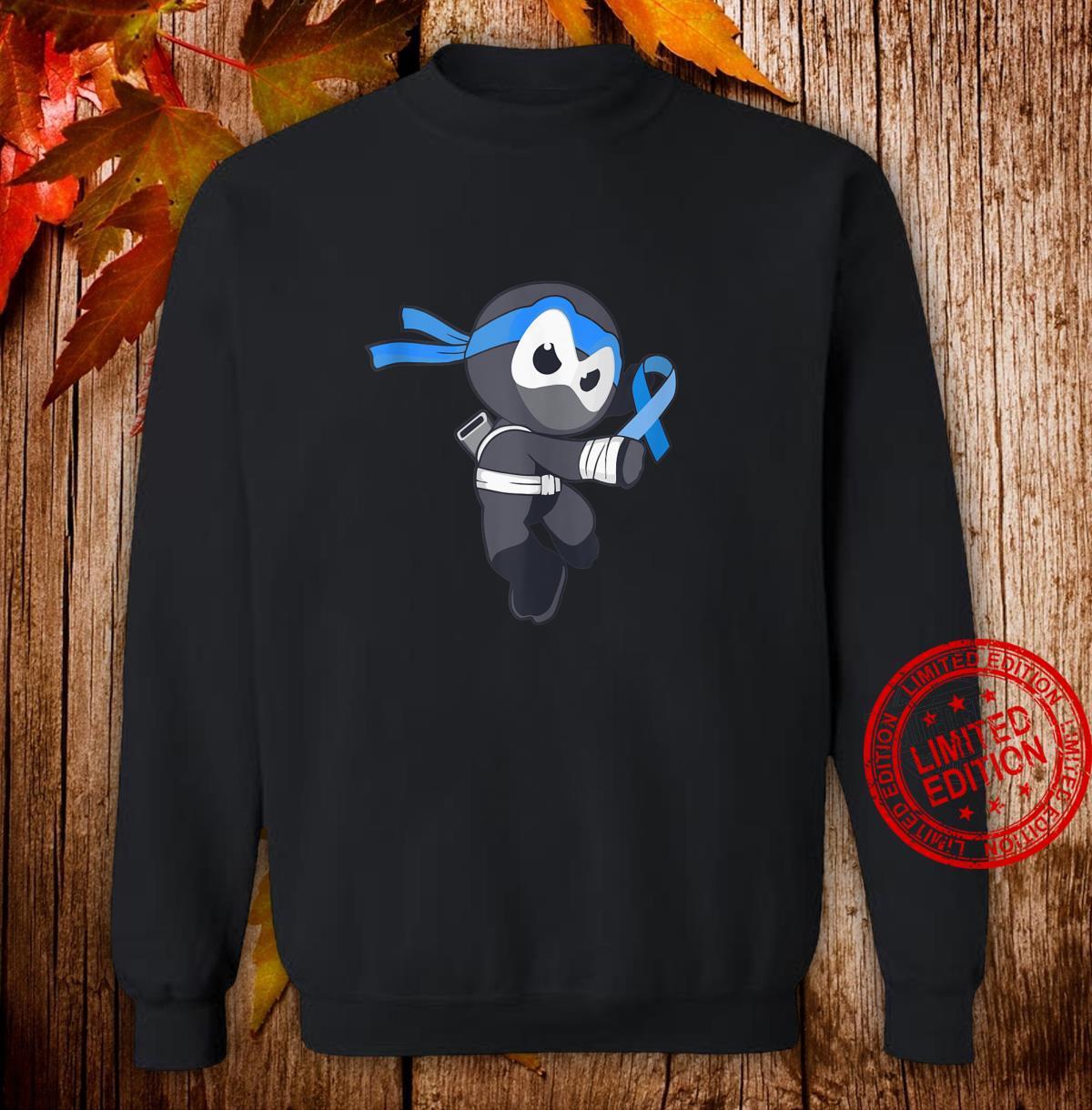 Ninja Apraxia Awareness Speech Disorder Martial Arts Shirt sweater