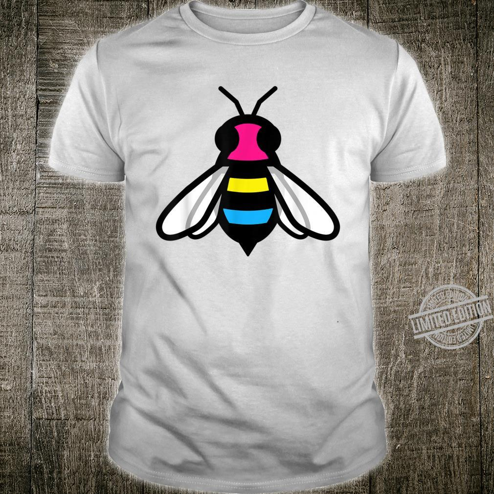 Pansexuelle Pride Flagge Shirt