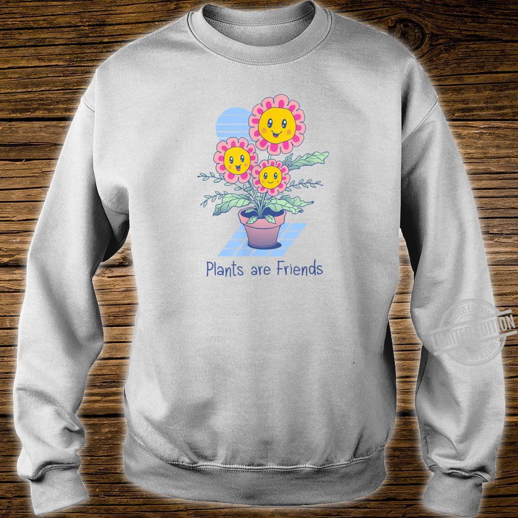 Pflanzen sind Freunde Shirt sweater