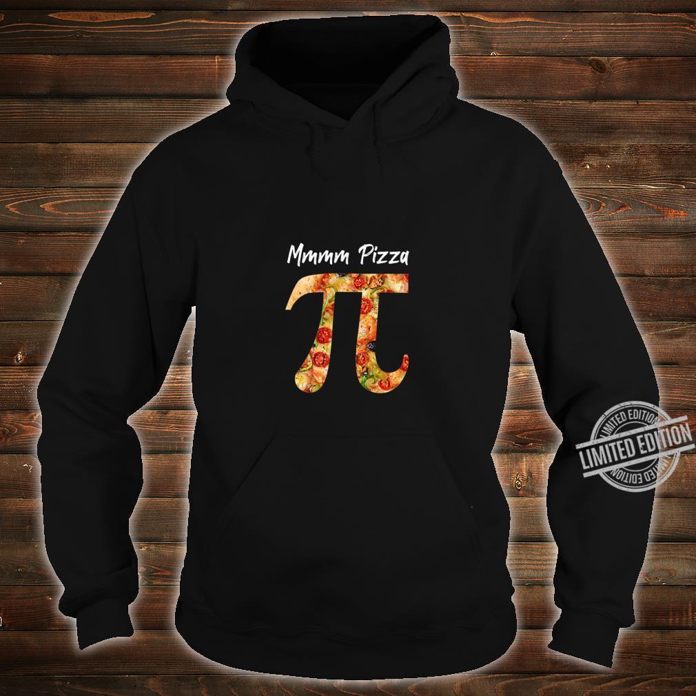 Pi Food Pizza Math Science Shirt hoodie