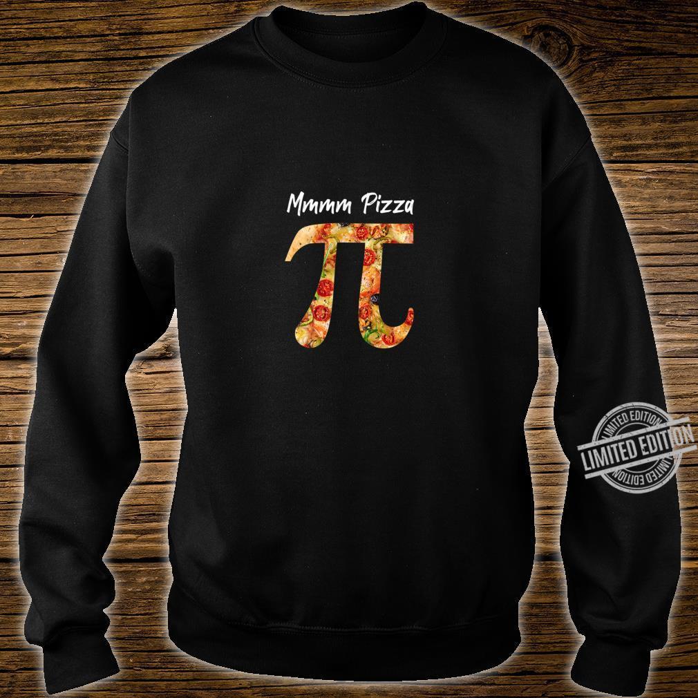 Pi Food Pizza Math Science Shirt sweater