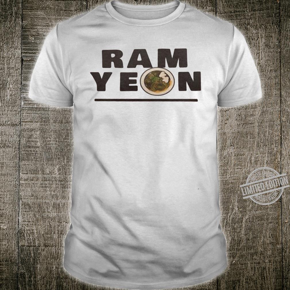 Ram yeon shirt