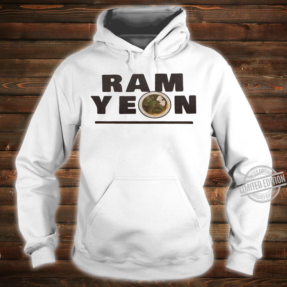 Ram yeon shirt hoodie