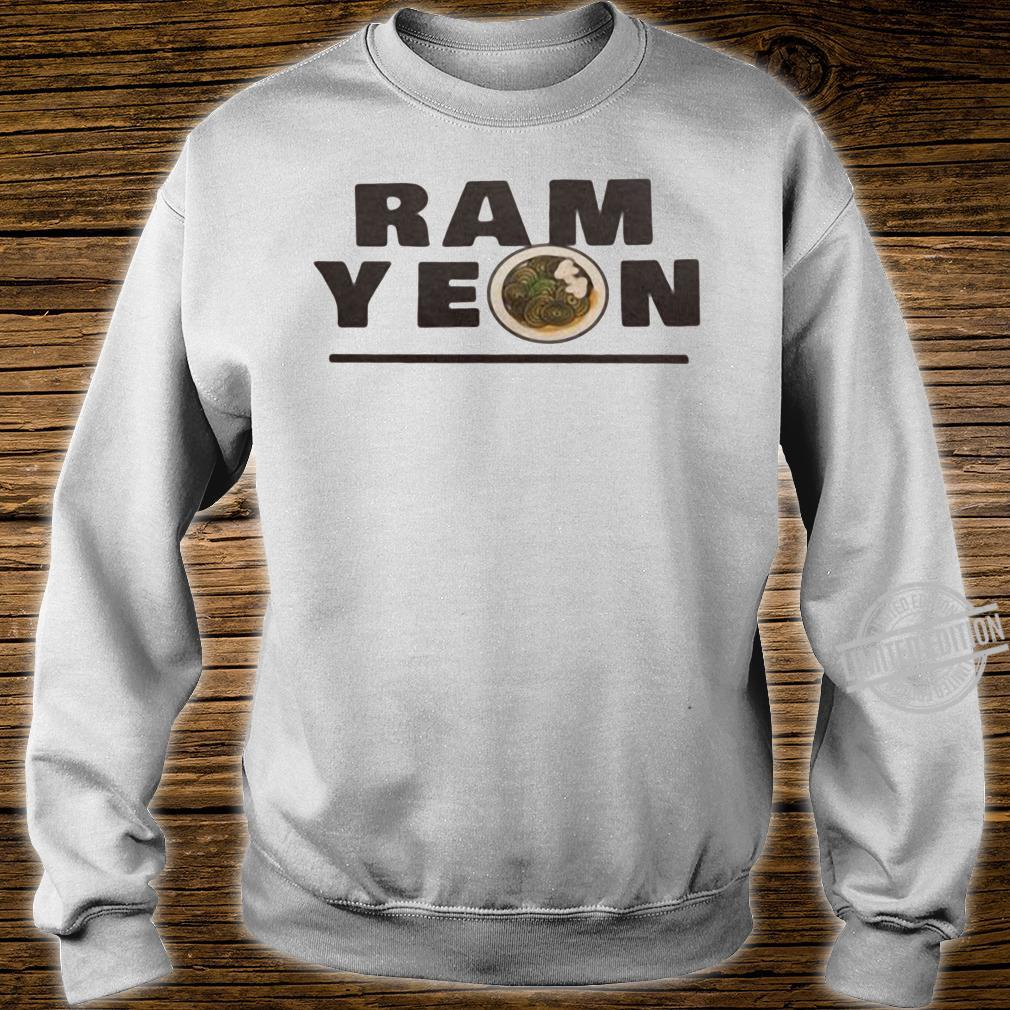 Ram yeon shirt sweater