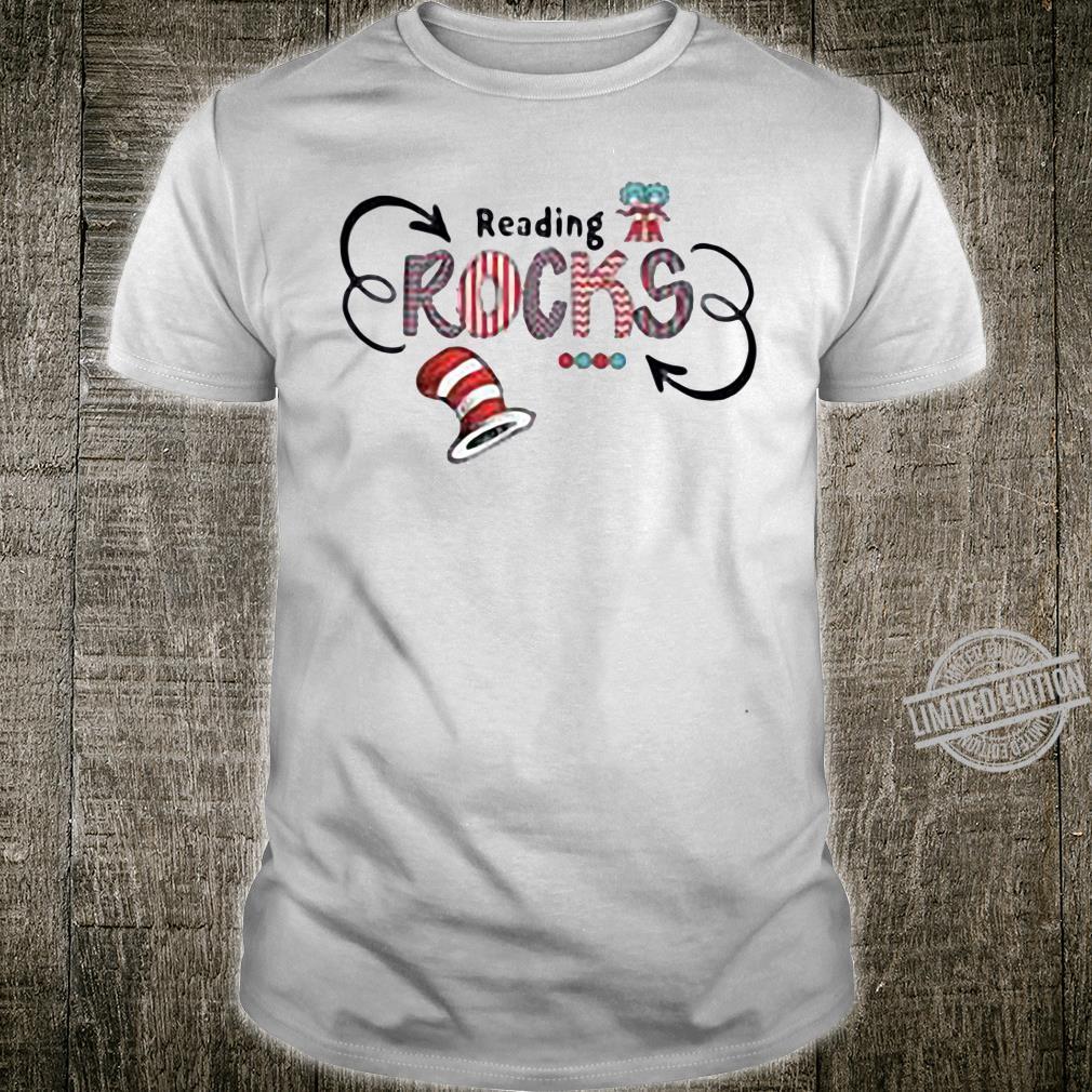 Reading rocks shirt